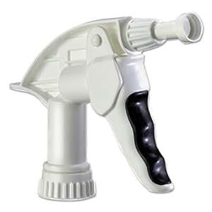 """Trigger Sprayer 640, White, 7-1/4"""" Tube, 100/Carton"""