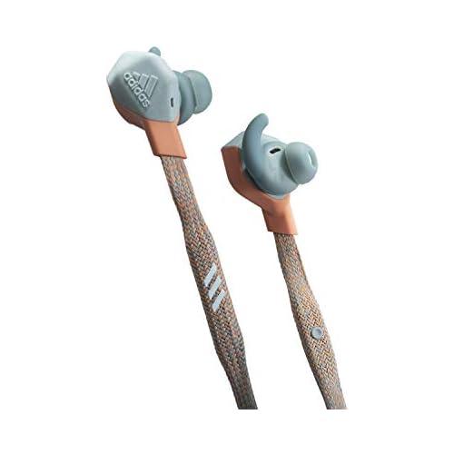 chollos oferta descuentos barato adidas Sport FWD 01 Bluetooth Auriculares Azul Signal Coral