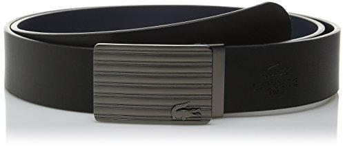 Lacoste Men's Men's Premium Leather Interchangeable Buckl...