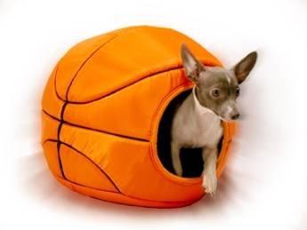 HomeTeam Pets Basketball Bed, My Pet Supplies
