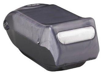 San Jamar H5000 Venue Countertop Minifold Control Napkin Dispenser, 550 Capacity, 8'' Width x 5-15/16'' Height x 15-3/4'' Depth, Clear