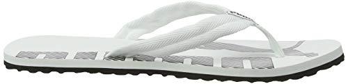 Infradito Bianco black Adulto Puma Unisex – Epic white V2 Flip 1gPnx