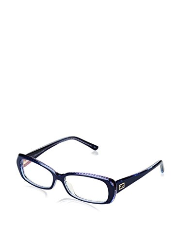 Fendi FE 930 424 Blue Oval - Fendi Women Glasses