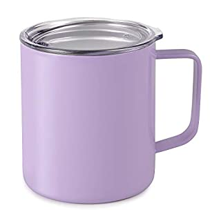 Maars Drinkware 79710-1PK 14 oz | Double Wall Vacuum Sealed Tumbler Travel Friendly, Compact Size, 1 Pack, Lavender (B07BB3DNHB) | Amazon price tracker / tracking, Amazon price history charts, Amazon price watches, Amazon price drop alerts