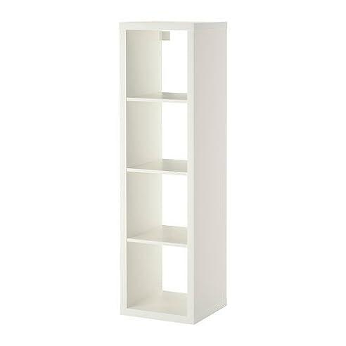 Bücherregal expedit  IKEA KALLAX Regal in weiß; (42x147cm); Kompatibel mit EXPEDIT ...