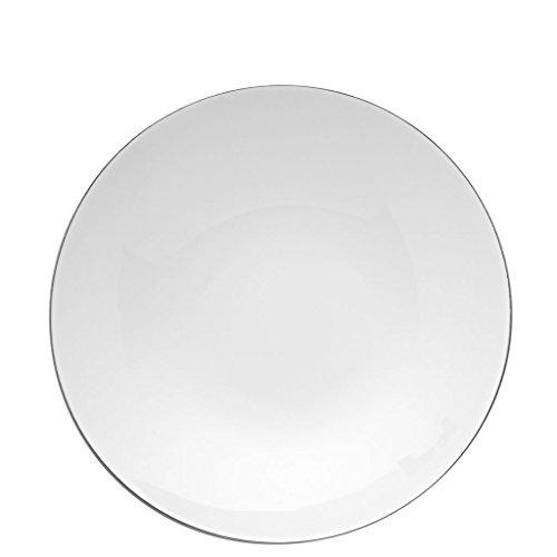 Dinner Plate, 11 1/2 inch | TAC 02 Platinum