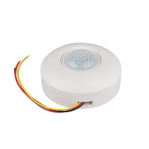 Motion Sensor Switch, Sensky BS019 AC 110V Motion Sensor