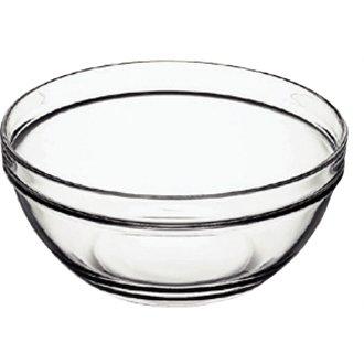 Lot de 6 120/mm 12,2/cm 20/Restauration E554/13,3/Cuisine Bol en verre 11,9/G 340/ml
