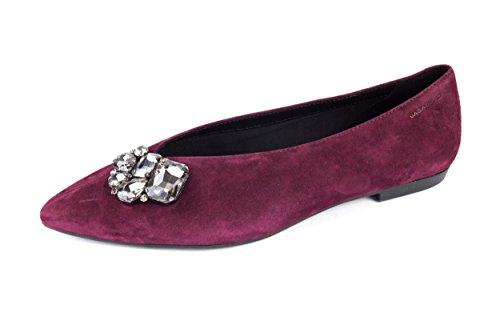 Vagabond VB-291-4412-340, Ballerines pour Femme Rouge Rot 4412-340