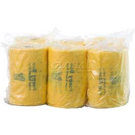Poopy Doo Diaper Disposal Bags - 400 Bags/Roll, 6 Rolls/Case PD-B-6-400 (PD-B-6-400)