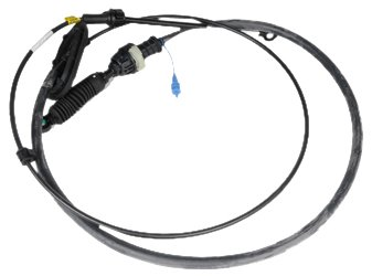 ACDelco 15189198 GM Original Equipment Automatic Transmission Control Lever Cable by ACDelco (Image #1)