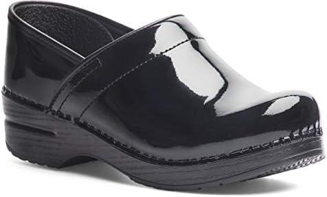 Clog Professional Black Patent ブラック 25.0~25.5 cm