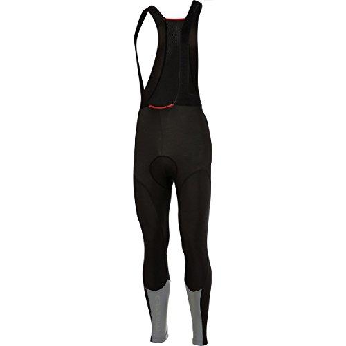Castelli Nano Flex Pro Bib Tights Black, M - (Pro Bib Tights)
