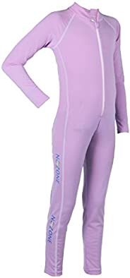 Nozone Stinger Kids UPF 50+ One-Piece Full Body Swimsuit in Choice of Colors