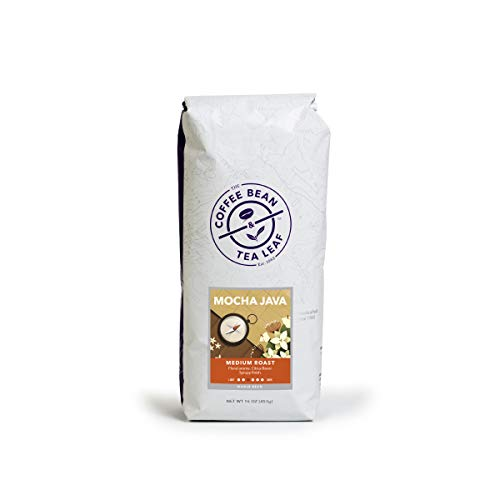 The Coffee Bean & Tea Leaf Mocha Java Medium Roast Whole Bean Coffee - 1lb Bag