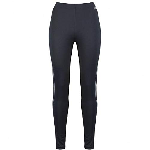 Regatta Great Outdoors Womens/Ladies Beckley Lightweight Base Layer Leggings (4 US) (Ash)