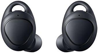 Samsung Gear IconX 2018 - Auriculares (Inalámbrico, Dentro de oído, binaurale, intraaural, 16 g) Color Negro [Versión española]