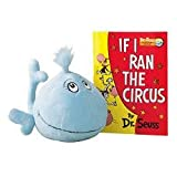 "Dr. Seuss ""If I Ran the Circus"" Book & Plush Whale"