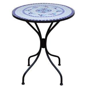 Deuba Mosaiktisch Neptun Beistelltisch Mosaik Tisch Amazon De