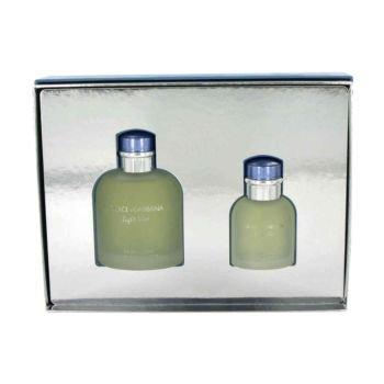 Amazon.com : Dolce & Gabbana Light Blue Cologne Gift Set for Men ...