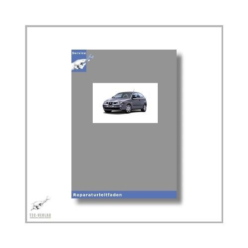 Seat Ibiza Typ 6L 02-08 Stromlaufplan / Schaltplan ...