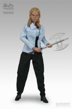 Sideshow Collectibles - Buffy - figurine Vampire Buffy 30 cm by Buffy the Vampire Slayer (Figurines Buffy)