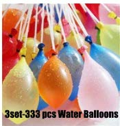 BBKING Water Balloons Multi Color Water Balloons for Kids Toys Summer Games Outdoor Game (8set-888pcs Water Balloons) by BBKING (Image #2)