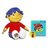 Sid the Science Kid Plush Set of 4 Includes: Sid , Gabriela , Gerald & May