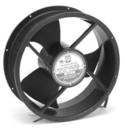OA254AN-11-1TB,AC Fan Axial Ball Bearing 115V 80V to 130V 700CFM 65dB 254 X 89mm High Speed