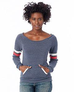 Alternative Maniac Sport Eco-Fleece Sweatshirt, Eco True Navy, XLarge