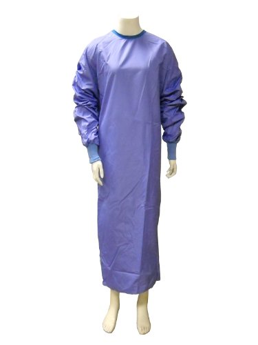 SafeCare® Fabric Reusable Standard Coverage Gown, w/snaps, XX-large, (Each Fabric)