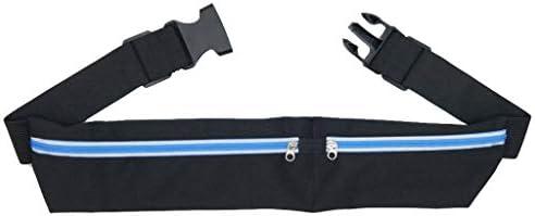 Sports Running Belt Phone Pouch Waist Fanny Pack Bag Belt Pouch Outdoor Travel