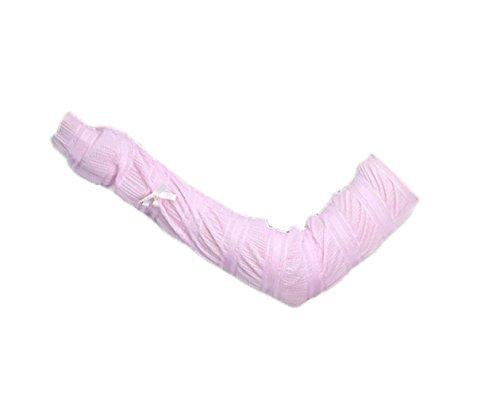 (ジュンィ) レディース 女性 UVカット アームカバー 手袋 日焼け止め アウトドア スポーツ ロンググローブ