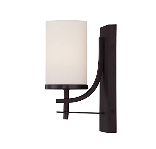 (Savoy House 9-337-1-13 Colton Wall Sconce in English Bronze)