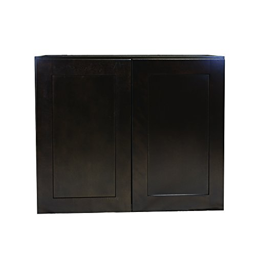 Design House 543074 RTA Kitchen Cabinets, Espresso