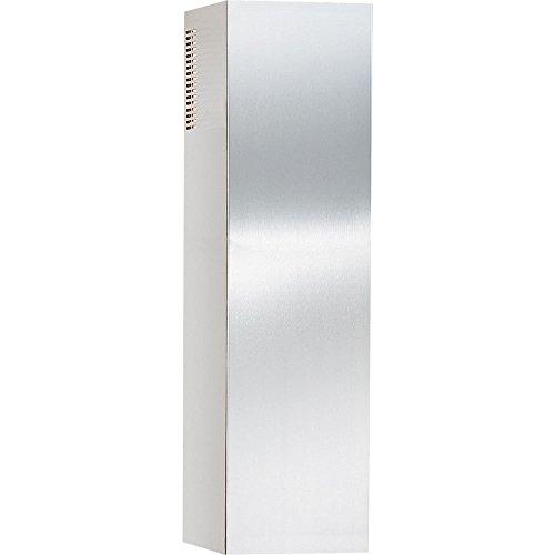 Broan RFXN5304 Range Hood Flue Extension Non-ducted for 10' - 10' Extension Flue Ceiling