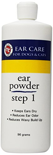 Miracle Care Ear Powder Step 1, 96 grams (Best Ear Powder For Dogs)