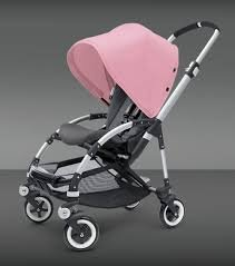 Bugaboo Bee + Sun Canopy Soft Pink by Bugaboo