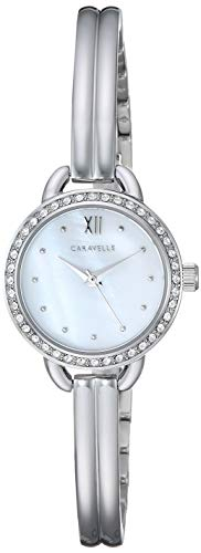 Caravelle Designed by Bulova Dress Watch (Model: 43L213)
