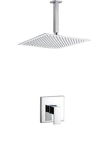 American Standard - Duscharmaturen/Badewannenarmaturen - Zeitgen?ssisch - Wasserfall/Regendusche - Messing ( Chrom )