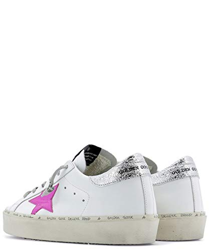 Sneakers Donna Bianco Goose G34ws945f8 Pelle Golden SZzgawqx