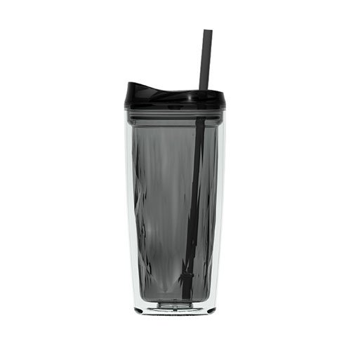 Gemstone Double Acrylic Travel Tumbler