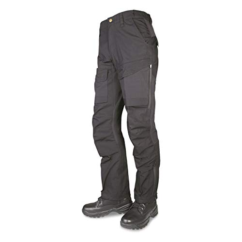 Tru-Spec Men's 24-7 Xpedition Pants, Black, W: 42 Large: 30