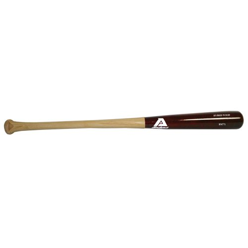 34in Hybrid Bamboo/Maple Adult Baseball Bat