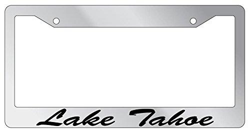 lake tahoe license plate frame - 8