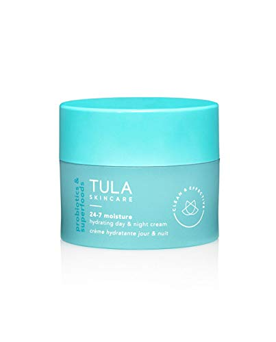 TULA Skin Care 24-7 Moisture Hydrating Day and Night Cream | Moisturizer for Face, Ageless is the New Anti-Aging, Face…