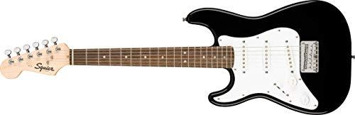 Squier by Fender Mini Stratocaster - Laurel - Black - LH