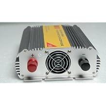 GOWE 3000W 12V or 24V DC to AC 110V or 220V off grid modified sine wave inverter with AC 110V-240V grid charger for battery