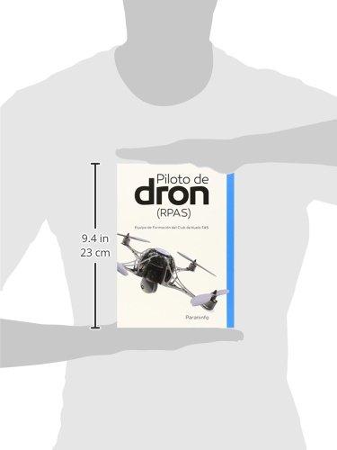 Piloto de dron (RPAS): Amazon.es: DAVID VIRUÉS ORTEGA, JOSE ...