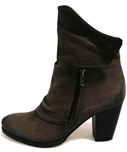 Ladies Shoes Brown 1 Ankle Boots Leather Tamaris 25901 Ladies' Short FPdgFq